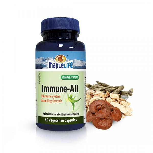 Immune - All 60 Caps
