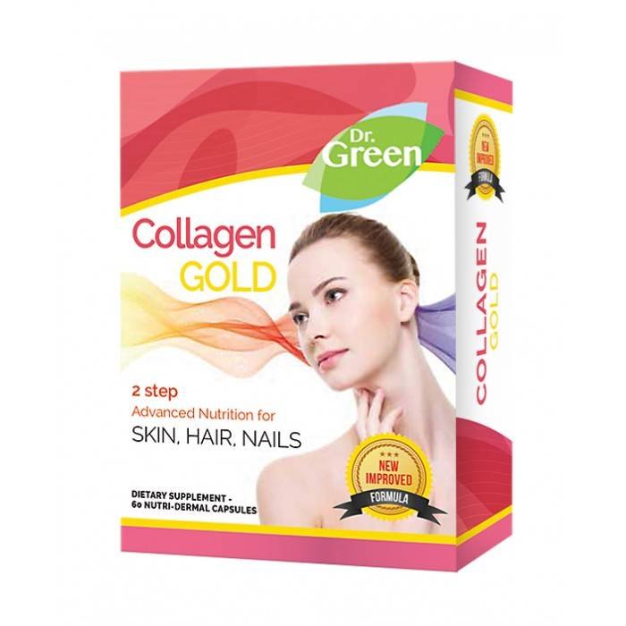 COLLAGEN GOLD 60 caps.