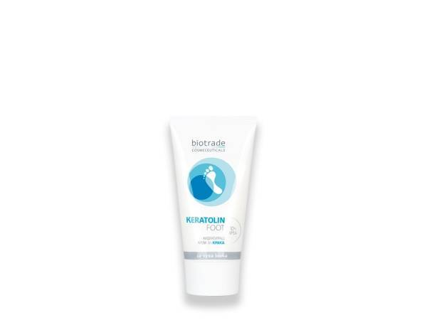 KERATOLIN FOOT MOISTURIZING CREAM FOR FEET - 10% UREA