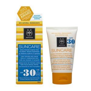 Light Texture Face Cream for Oily-Combination Skin SPF30 50ml