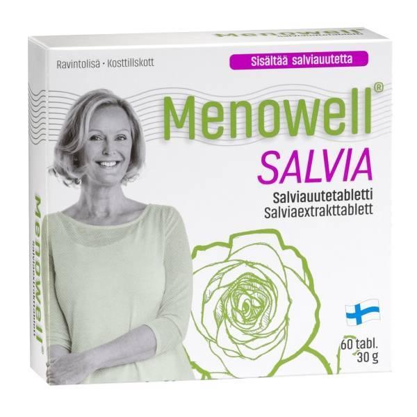 Menowell Salvia 60 tabs