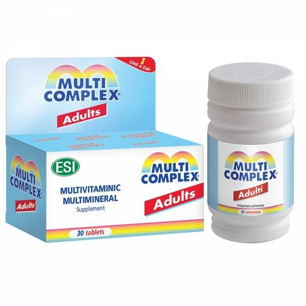 Multicomplex Adults 30 tabs