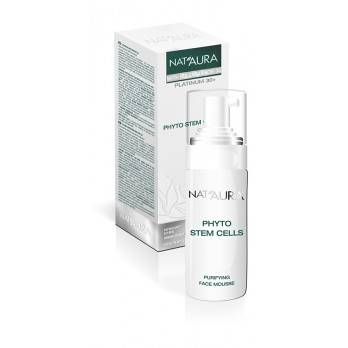 "Purifying face mousse ""NAT'AURA"" 30+"