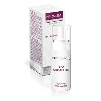 "Purifying face mousse ""NAT'AURA"" 45+"