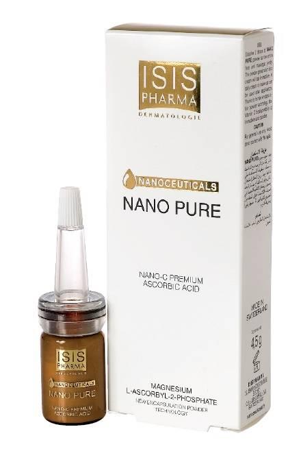 Nano Pure Rejuvenates the Skin