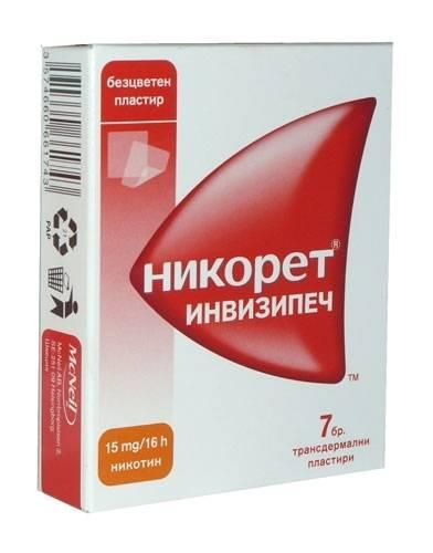 NICORETTE patch 15 mg