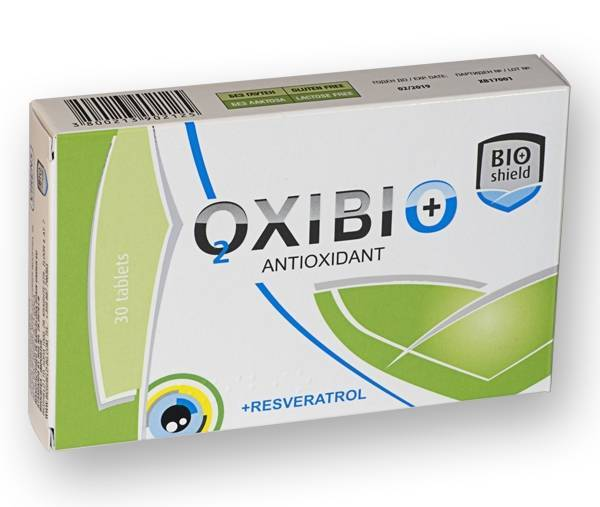 OXIBIO 30 tablets Antioxidant tablets
