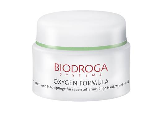 Oxygen Day and Night Care - very dry skin