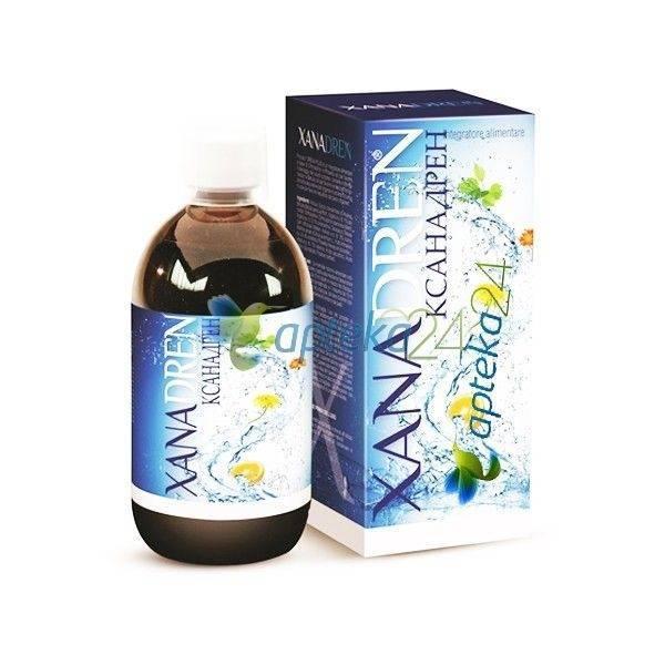 Xanadren syrup 300 ml