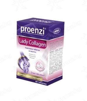 Proenzi Lady 180 tabs