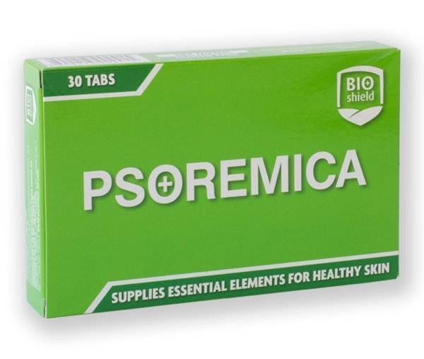 Psoremica for healthy skin