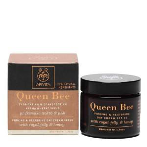 QUEEN BEE  Firming and Restoring Day Cream SPF 15