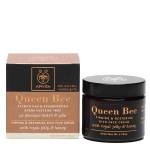 QUEEN BEE  Firming and Restoring Rich Face Cream