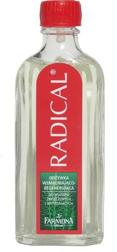 Radical  for falling and damaged hair