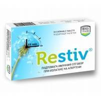 Restiv to relieve allergy