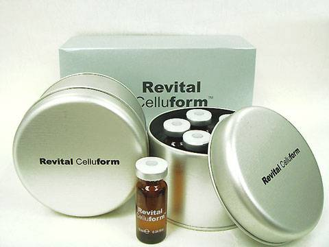 REVITAL CELLUFORM 10 Vials x 10 ml