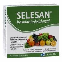 Selesan Vitamin – Mineral 60 caps.