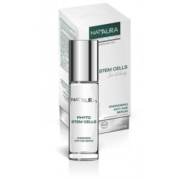 "Energising anti age serum ""NAT'AURA"" 30+"