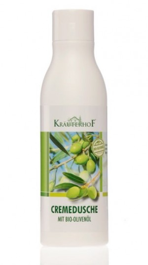 ASAM Shower Cream With Organic Olive oil 400 ml.