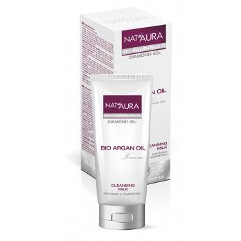 "Cleansing milk ""NAT'AURA"" 45+"