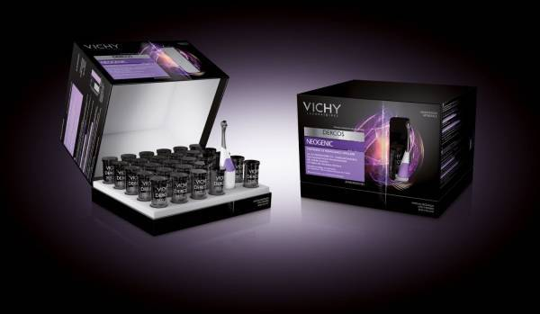 Vichy Dercos Neogenic Hair growth therapy 28 monodose