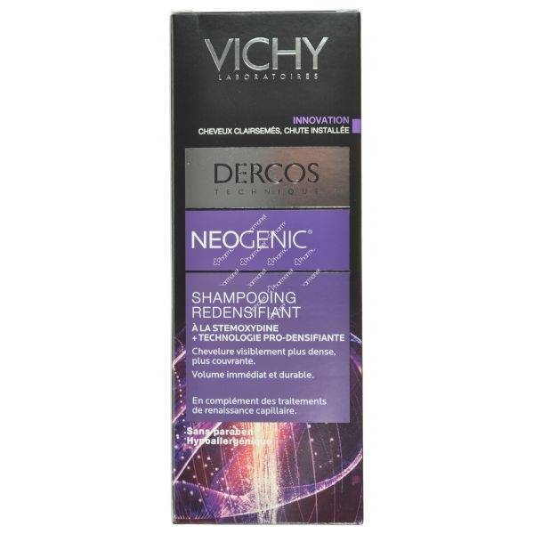 Vichy Dercos Neogenic Hair growth stimulating shampoo