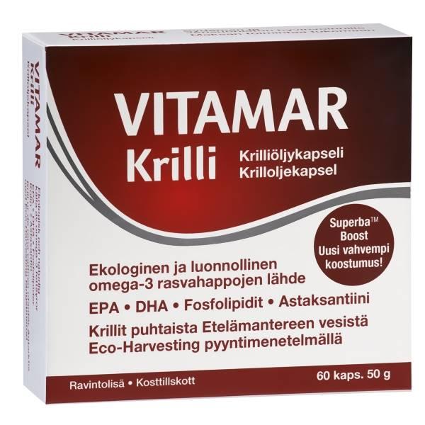Vitamar Krilli 60 caps
