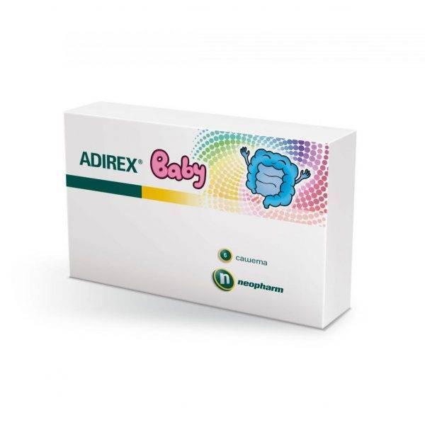 Adirex Baby Sachets 6 pcs