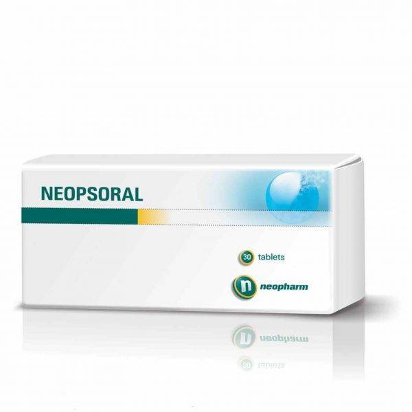 Neopsoral 150 mg 30 tablets