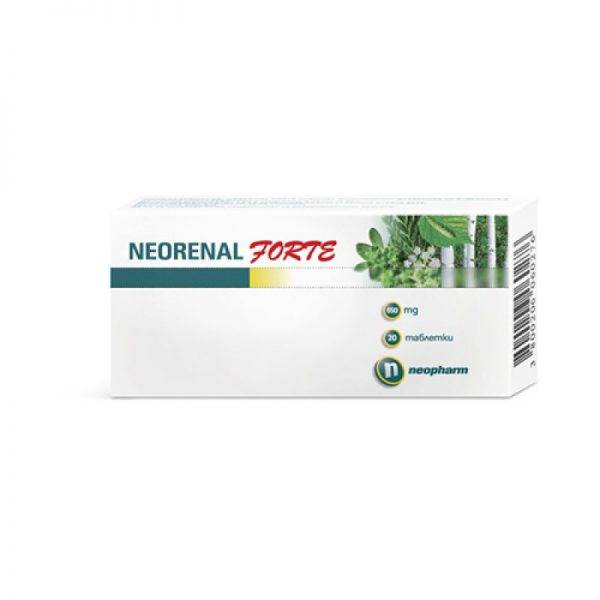 Neorenal Forte 60 tablets