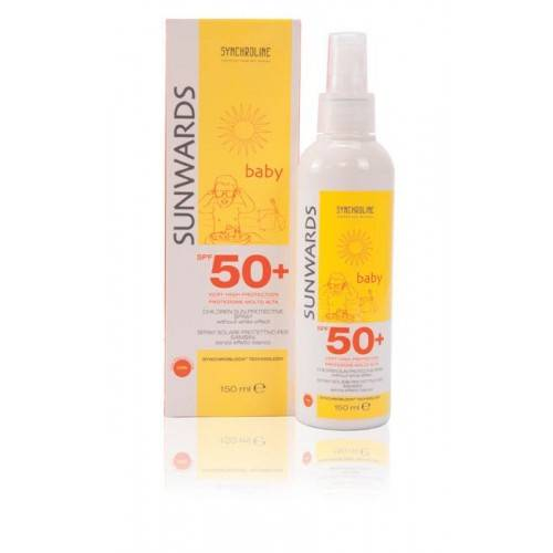 Sunwards Baby Spray SPF 50