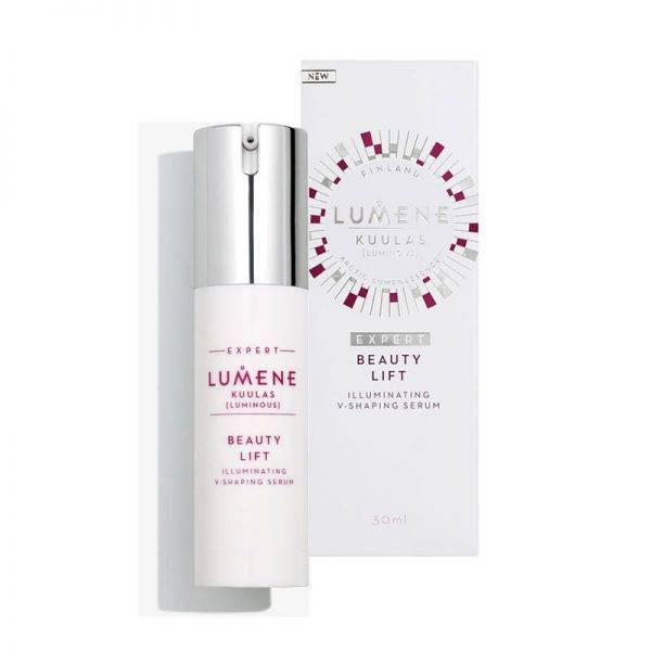 Lumene Beauty Lift Illuminating V-Shaping Serum 30ml
