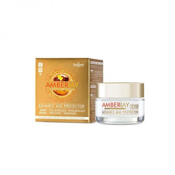 Farmona Amberray Whitening and Smoothing Daily Cream SPF 30 with Amber