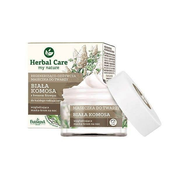 Farmona Herbal Care Face Mask Night Nourishing Cream - White Quinoa Mask