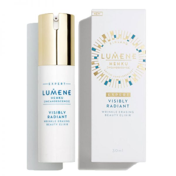 Lumene Visibly Radiant Wrinkle Erasing Beauty Elixir 30ml