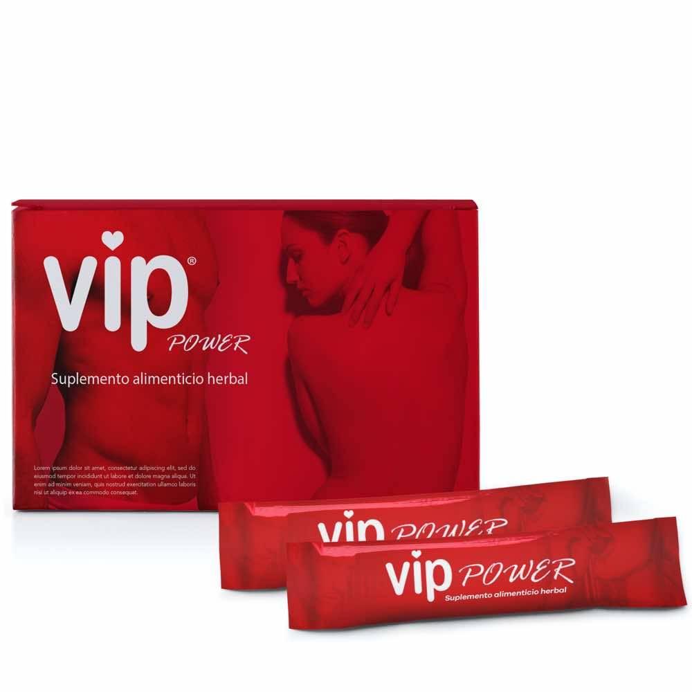 VIP Sexual stimulant 2 doses - Natural Cosmetics and Food